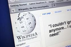 China blocks Wikipedia