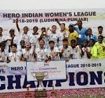 Sethu FC Beat Manipur Police To Lift Maiden Indian Women's League