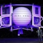 Amazon unveils moon lander