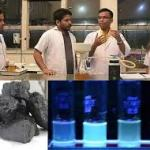 Cancer cell detection 'dots' developed from coal in Assam
