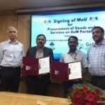 GeM and SAIL sign MoU for Setting up Project Management Unit