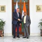 India, Russia discuss space cooperation