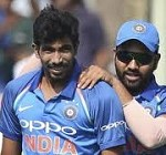 Rohit Sharma, Jasprit Bumrah only Indians in World Cup team of the tournament