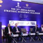 India Russia strategic economic dialogue 2019