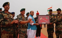 Indian Army wins Scout Masters contest
