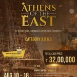 Athens Of The East 1st International Grandmaster Open Chess Tournament 2019