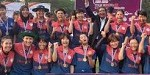 Thailand Women break T20I record with 17th successive win