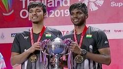 thailand open 2019 badminton