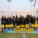 U-17 Junior Boys Subroto Cup – 2019