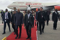 President's visit to three West African nations – Benin, Gambia and Guinea