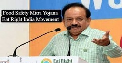 Dr. Harsh Vardhan launches Food Safety Mitra