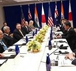 Quad foreign affairs meeting between US, Japan, India, Australia