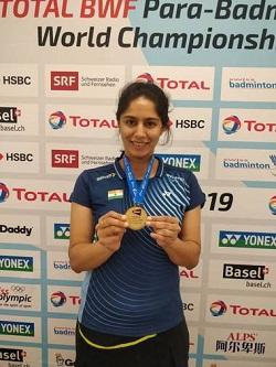 BWF Para World badminton championship