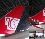 Air India paints Ik Onkar on tail of plane to mark 550th birthday of Guru Nanak