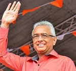 Prime Minister election in Mauritius