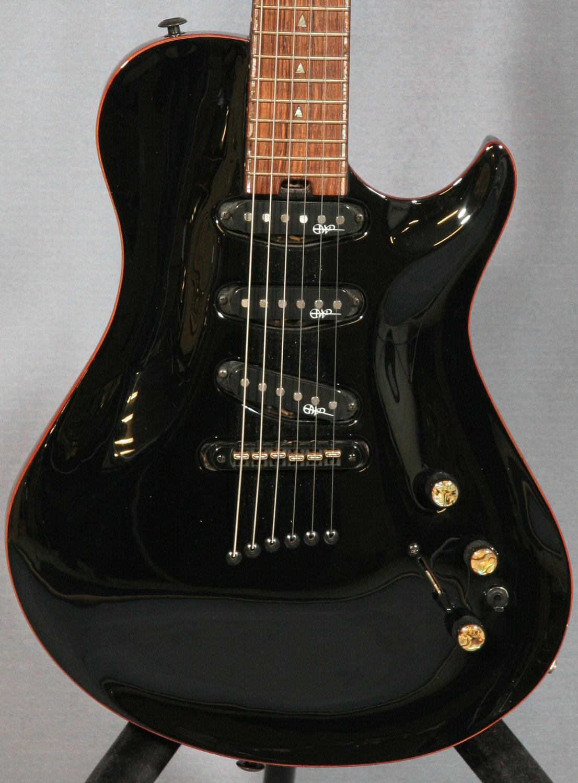 Warrior Guitar The Isabella Ed Roman Guitars