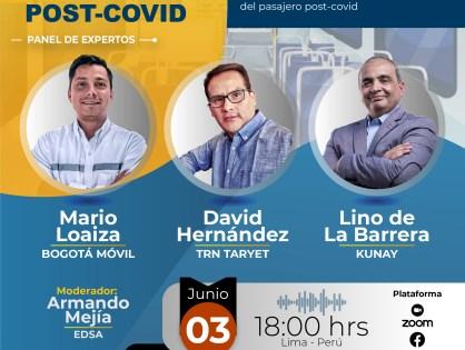 Conferencia Retos para el Transporte Público Post-Covid