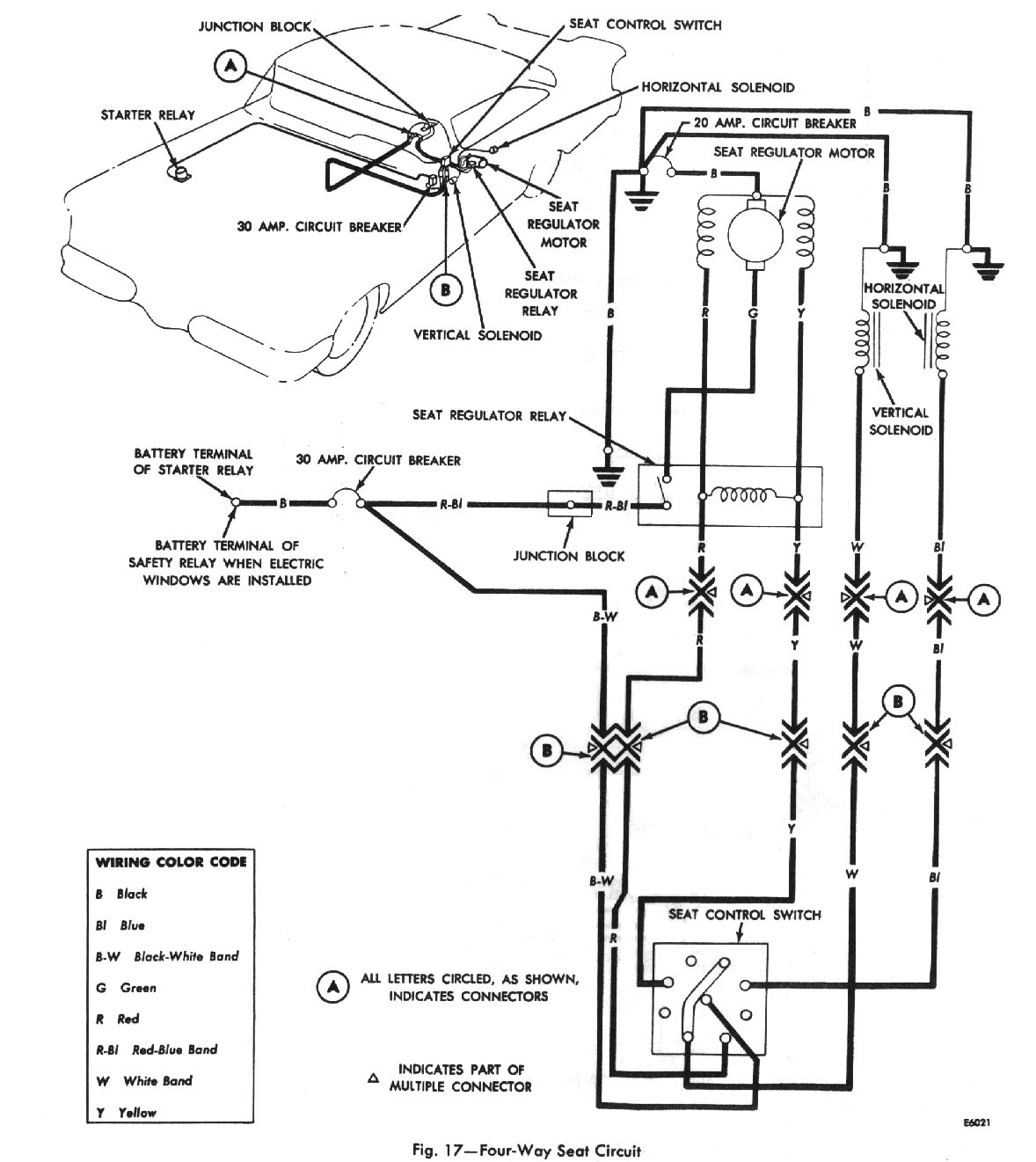 Chevrolet Radio Wiring Diagram
