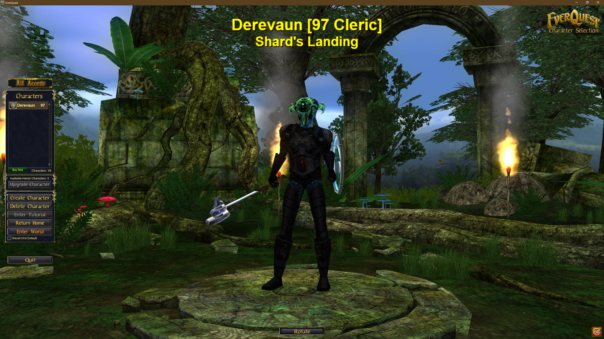 EverQuest | Ed's EverQuest Blog after a Six Year Hiatus