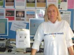 Kathy Rowe - Get Online Week