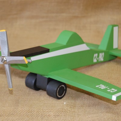 Air Tractor Plane