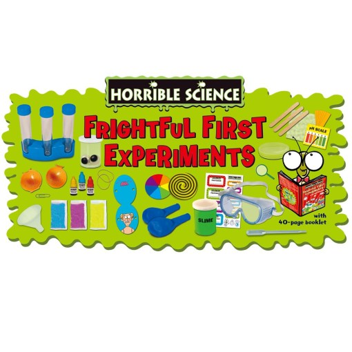 Frightful First Experiments