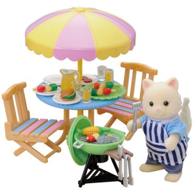 Garden Barbecue Set