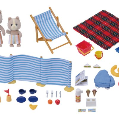 Day at the Seaside Set