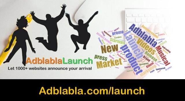 Adblabla.com/launch