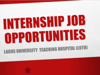 Pharmacist internship job