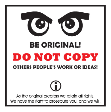 do not copy and paste
