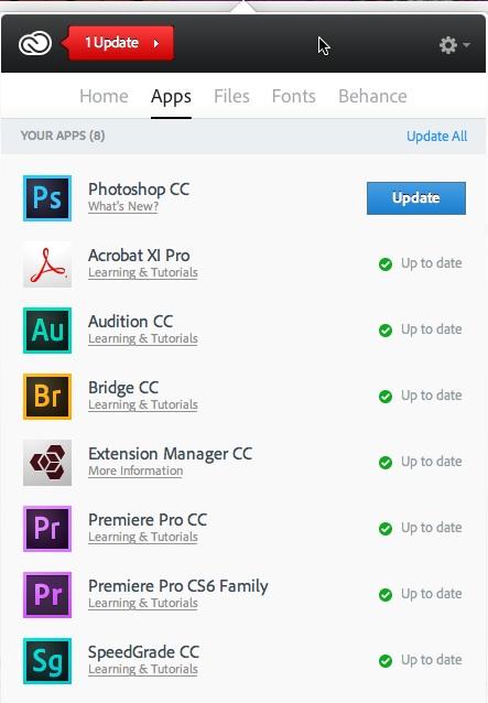 Adobe Creative Cloud Eduardo Angel