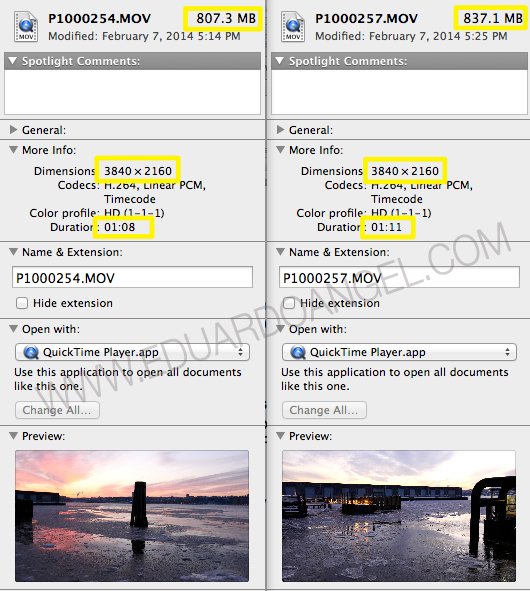 www.eduardoangel.com GH4-4K-File-Size_web