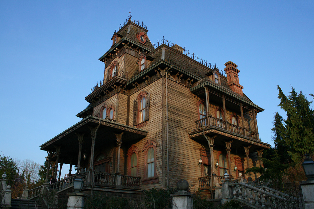 Phantom Manor - Disneyland Paris