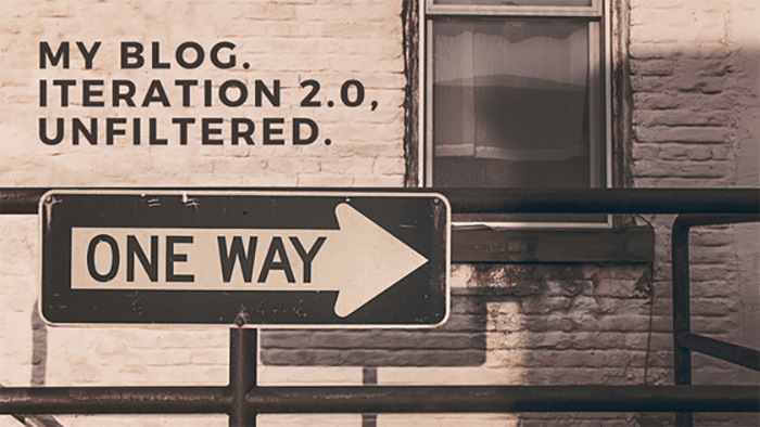 Eduardo de Fuentes Ceballos -My Blog. Iteration 2.0, Unfiltered