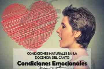 Condiciones emocionales