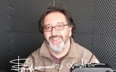 Eduardo Laher. Profesor de canto