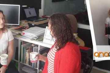 Experiencia con la voz, Andrea Amado