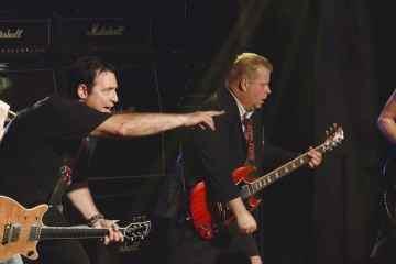 Vocalistas, base lírica, grupo rock