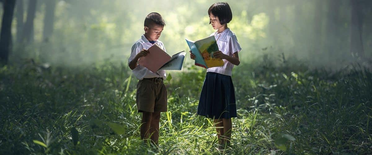 Leer en voz alta, declamación, teatro