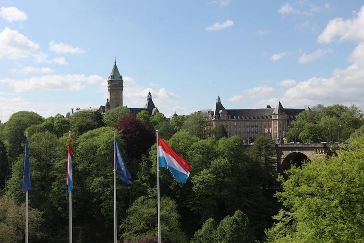 Casamento no Luxemburgo