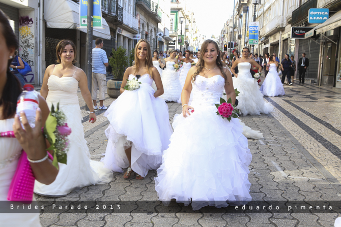 Brides Parade