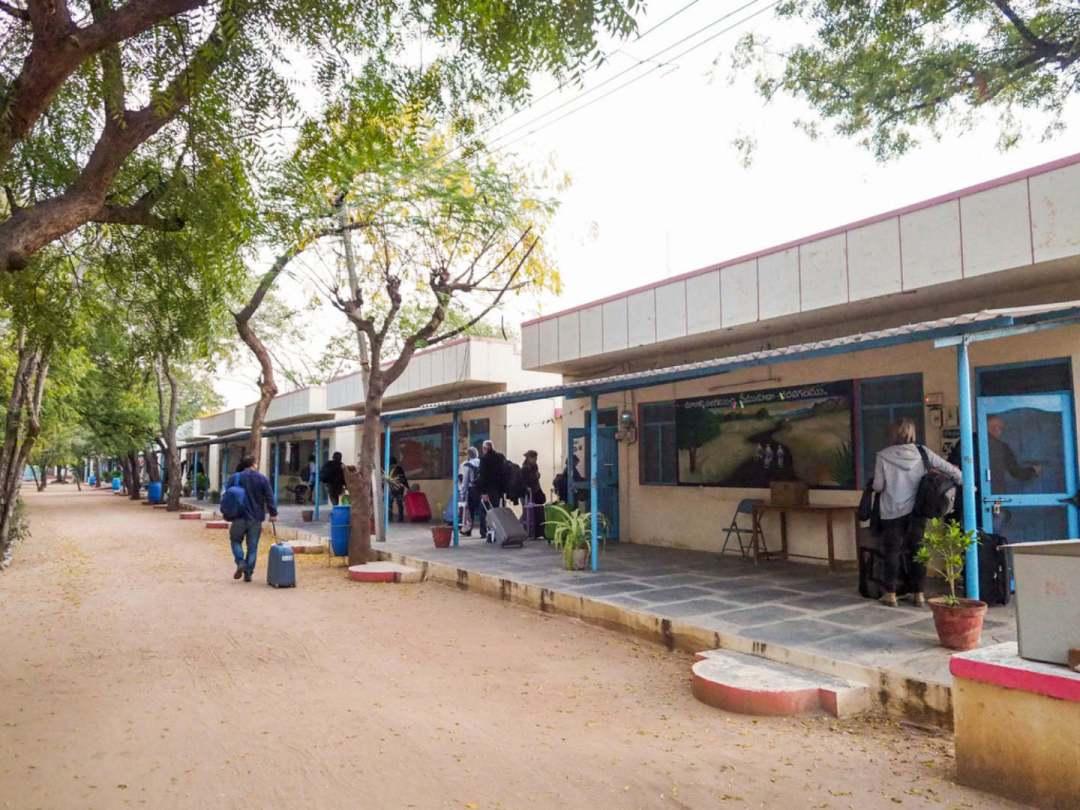 Instalações da Fundação Vicente Ferrer