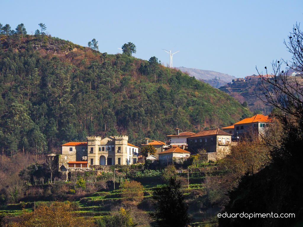 Casa do Castelo, Sistelo, Arcos de Valdevez