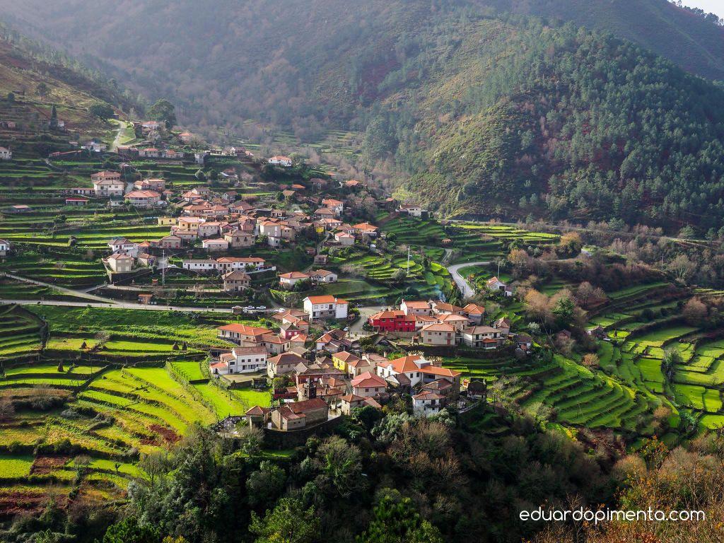 Aldeia de Sistelo, uma das 7 maravilhas de Portugal