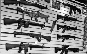 Armas semiautomáticas en venta (Foto de cortesía)
