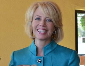 Fresno Mayor Ashley Swearengin (Photo: Eduardo Stanley)