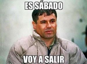 """Los """"memes"""" sobre la fuga del """"Chapo"""" Guzmán ridiculizan al gobierno mexicano. (Imagen del internet)"""