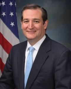El senador Ted Cruz (Cortesía http://www.cruz.senate.gov)
