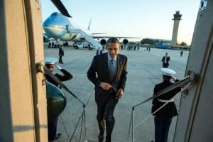 El presidente Barack Obama en una imagen tomada el 15 de diciembre, 2014 (Foto cortesía de la Casa Blanca)